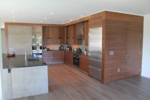 Kitchen from eastt